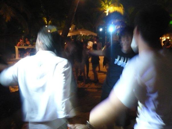 Crazy dancing Logen